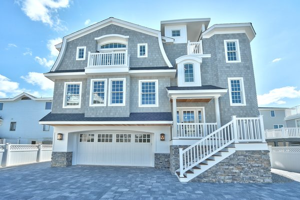 Photo  of LBI Oceanfront modern home