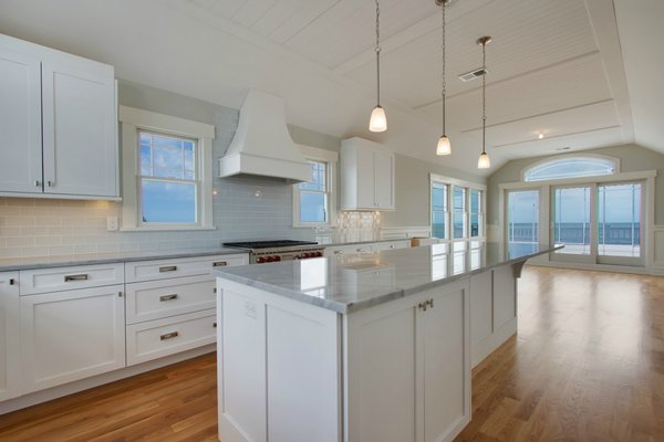 Photo 3 of Long Beach Island Oceanfront w/ Panoramic Ocean & Bay Views modern home