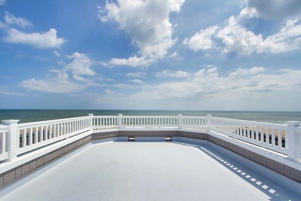 Photo 10 of Long Beach Island Oceanfront w/ Panoramic Ocean & Bay Views modern home