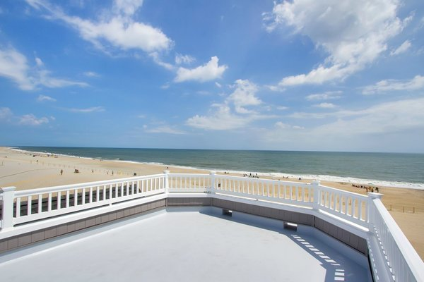 Photo 11 of Long Beach Island Oceanfront w/ Panoramic Ocean & Bay Views modern home
