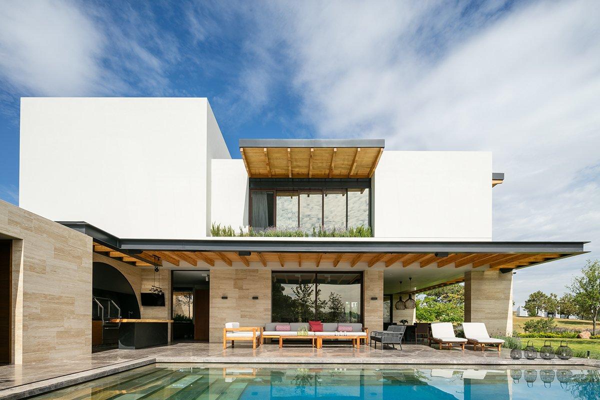 Casa Chaza by AE Arquitectos