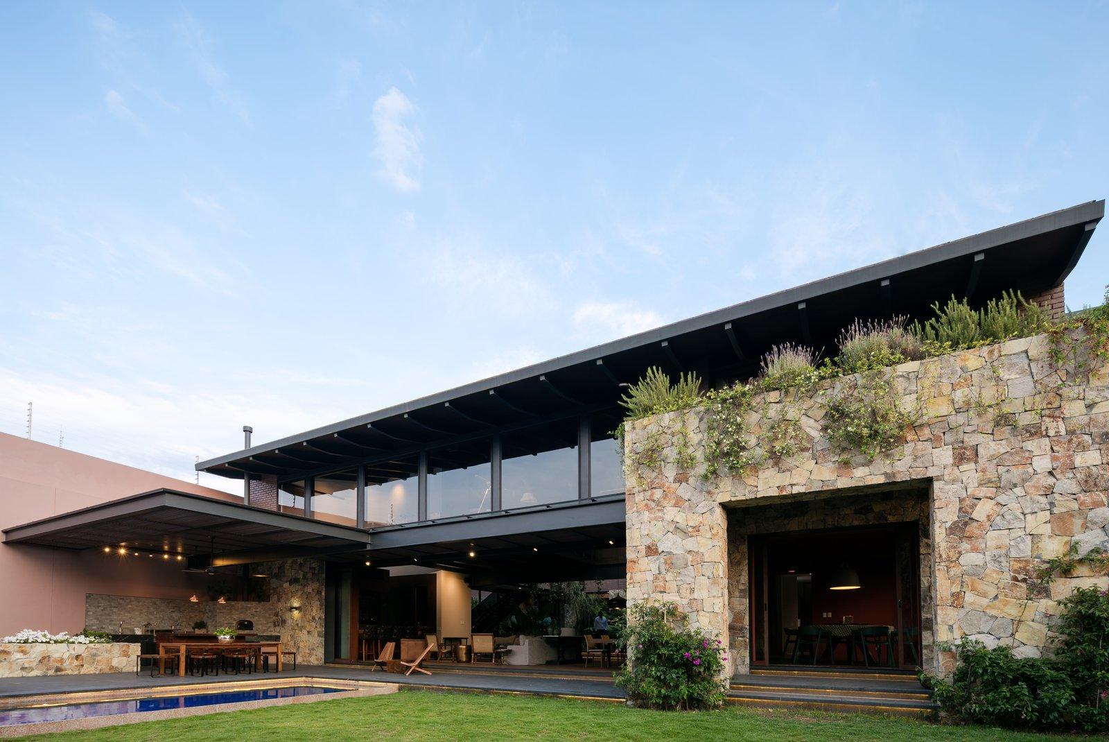 Casa OM1 by AE Arquitectos