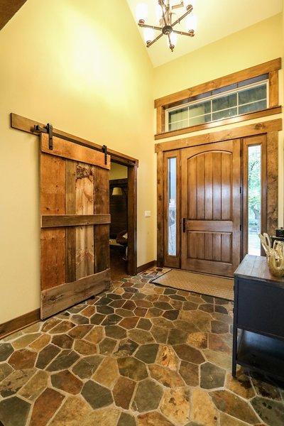 Grand Teton - Foyer Photo 5 of Grand Teton Eco-Smart Home modern home