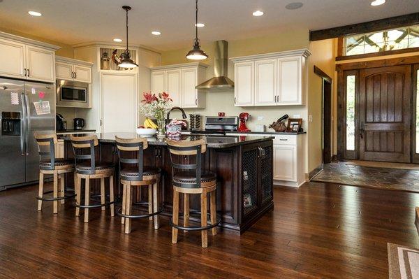 Grand Teton - Kitchen Photo 6 of Grand Teton Eco-Smart Home modern home