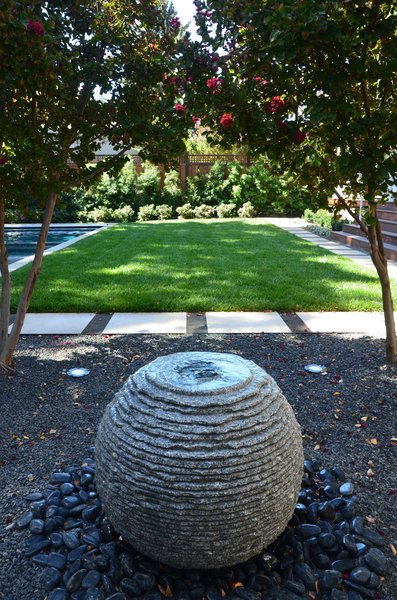 Photo 3 of Palo Alto Landscape modern home