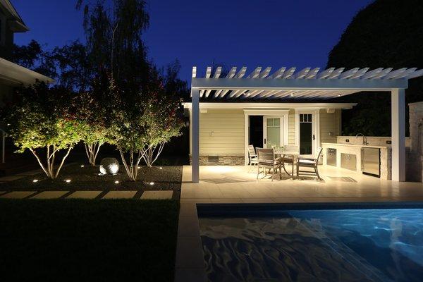 Photo 2 of Palo Alto Landscape modern home