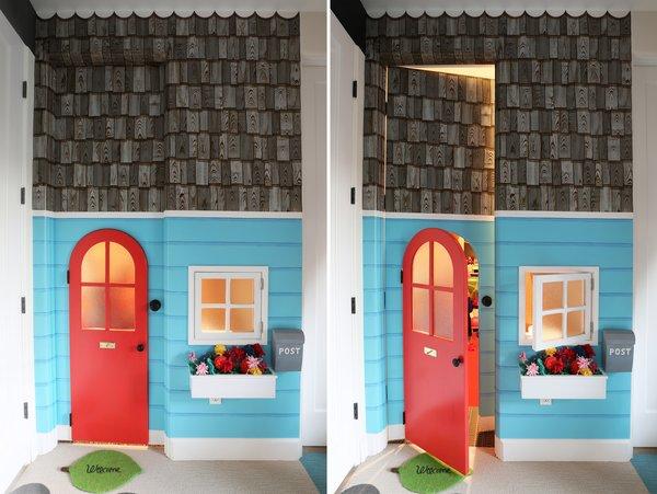 Playroom - Enter ToyHouse Photo 4 of The Fun House modern home