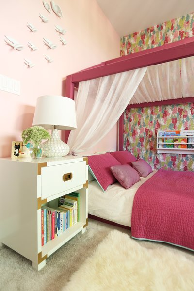 Girl's Bedroom Photo 5 of The Fun House modern home
