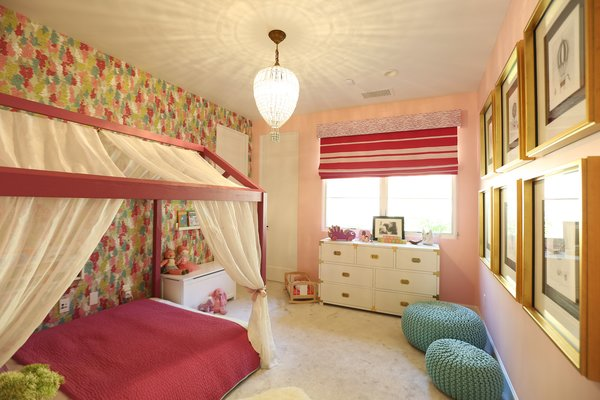 Girl's Bedroom Photo 6 of The Fun House modern home