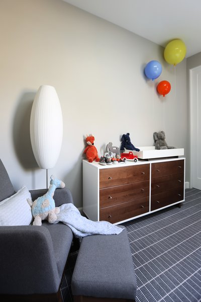 Baby's Bedroom Photo 9 of The Fun House modern home
