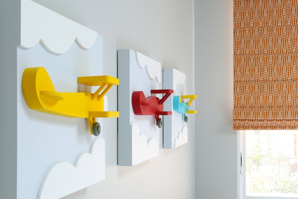 Baby's Room - Wall Detail Photo 12 of The Fun House modern home