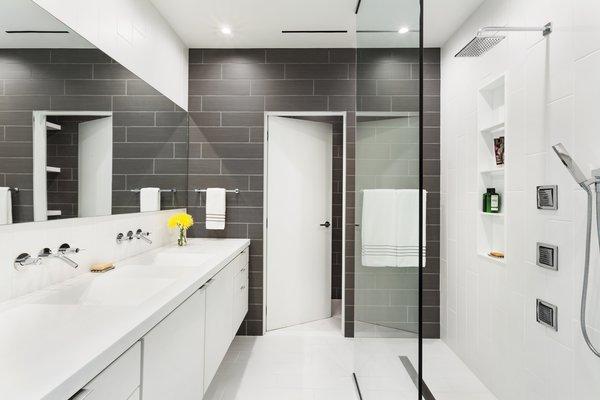 Master Bathroom Photo 8 of Boetger Residence modern home