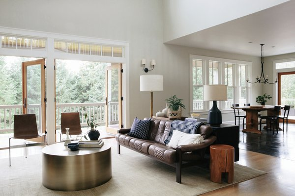 Photo  of Voss Great Room modern home