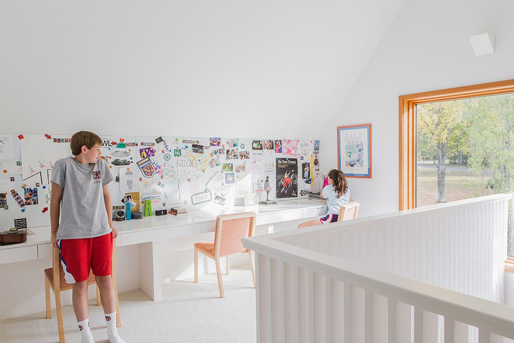 Children's Study  Gable House by Michael Goorevich
