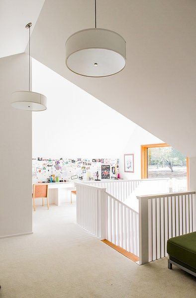 Children's Room and Study Photo 12 of Gable House modern home
