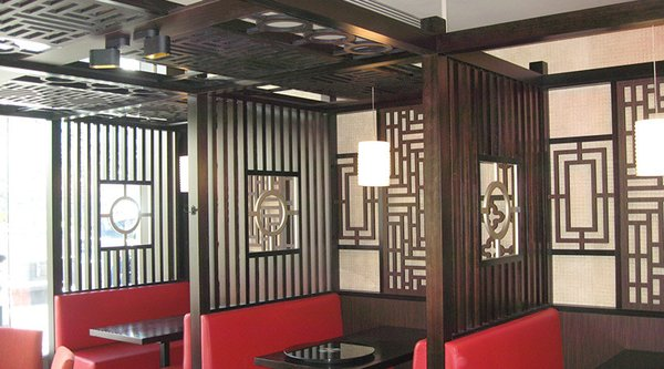 Photo  of Decorative Screens modern home