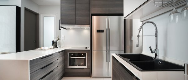 Kitchen Photo 4 of Scent - A Modest Luxury modern home