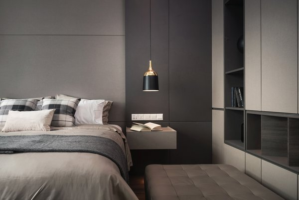 Master Bedroom Photo 15 of Scent - A Modest Luxury modern home