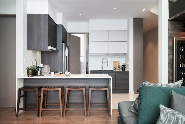 Kitchen Photo 6 of Scent - A Modest Luxury modern home