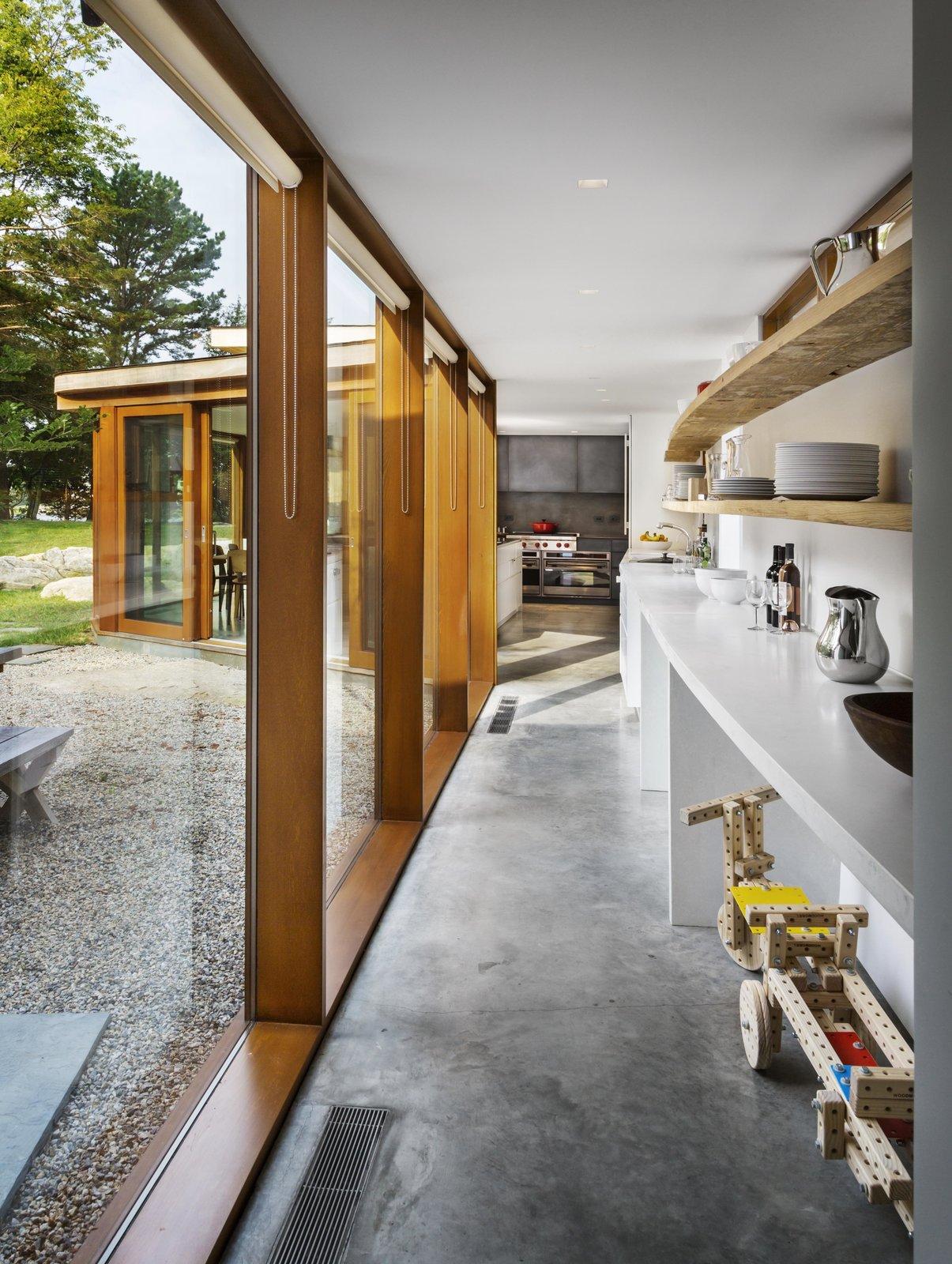 Tagged: Hallway and Medium Hardwood Floor.  Best Photos from Stonington/Lincoln Residence
