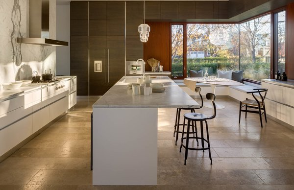 Kitchen  Photo 6 of Watermill House modern home