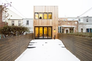 7 Brooklyn Row Houses Renovations - Photo 2 of 7 -