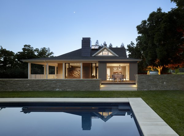 Photo 16 of Wine Country Farmhouse modern home