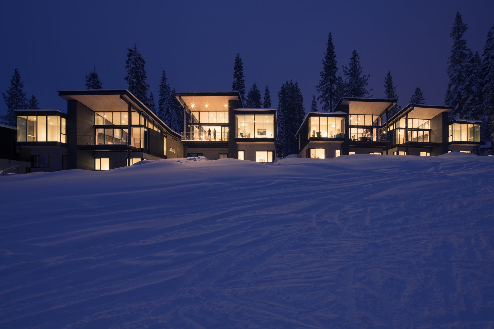 Residences  Stellar Residences + Townhouses by Bohlin Cywinski Jackson