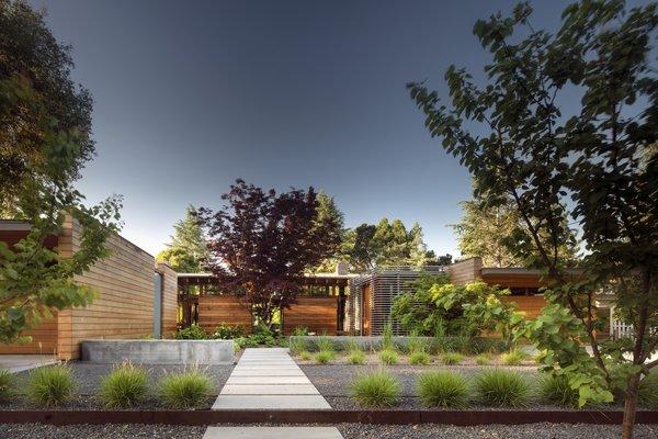 Photo  of Los Altos Residence modern home