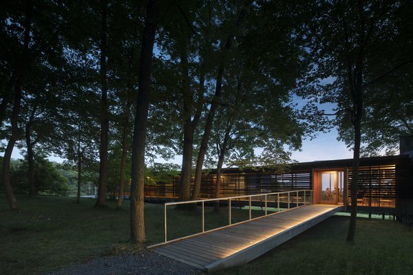 Photo 7 of High Meadow at Fallingwater modern home