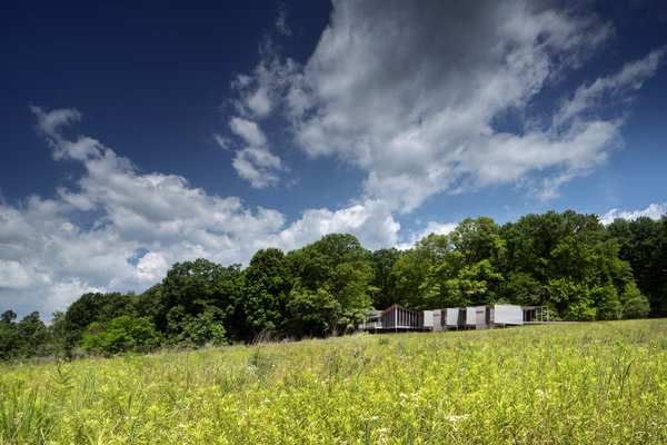 Photo  of High Meadow at Fallingwater modern home