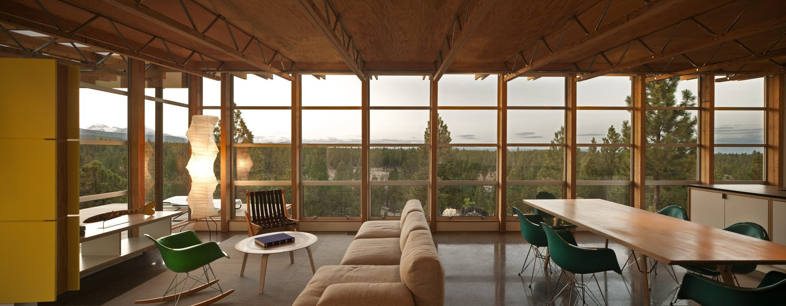 Skyline Residence by Bohlin Cywinski Jackson