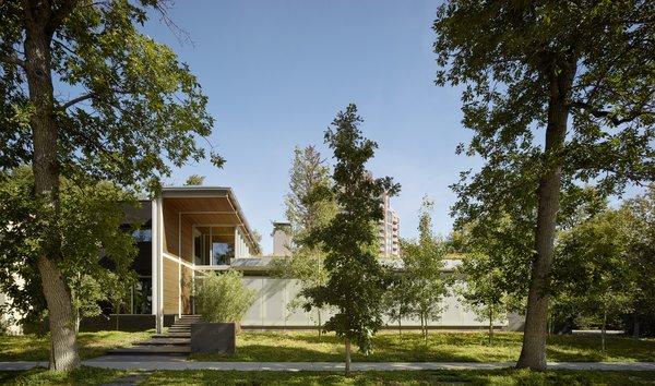 Photo 2 of Roxboro Residence modern home