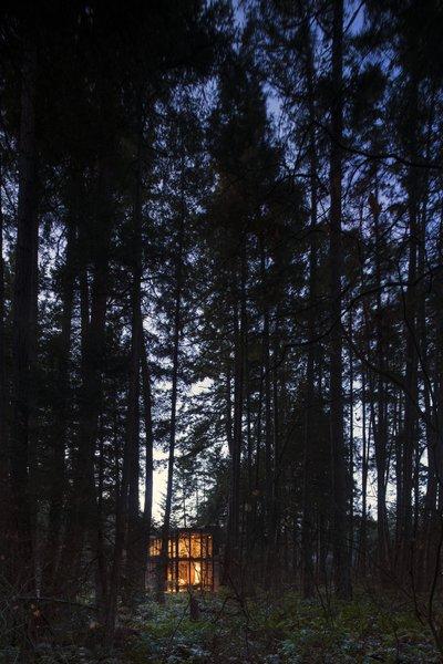Photo  of Lightbox modern home