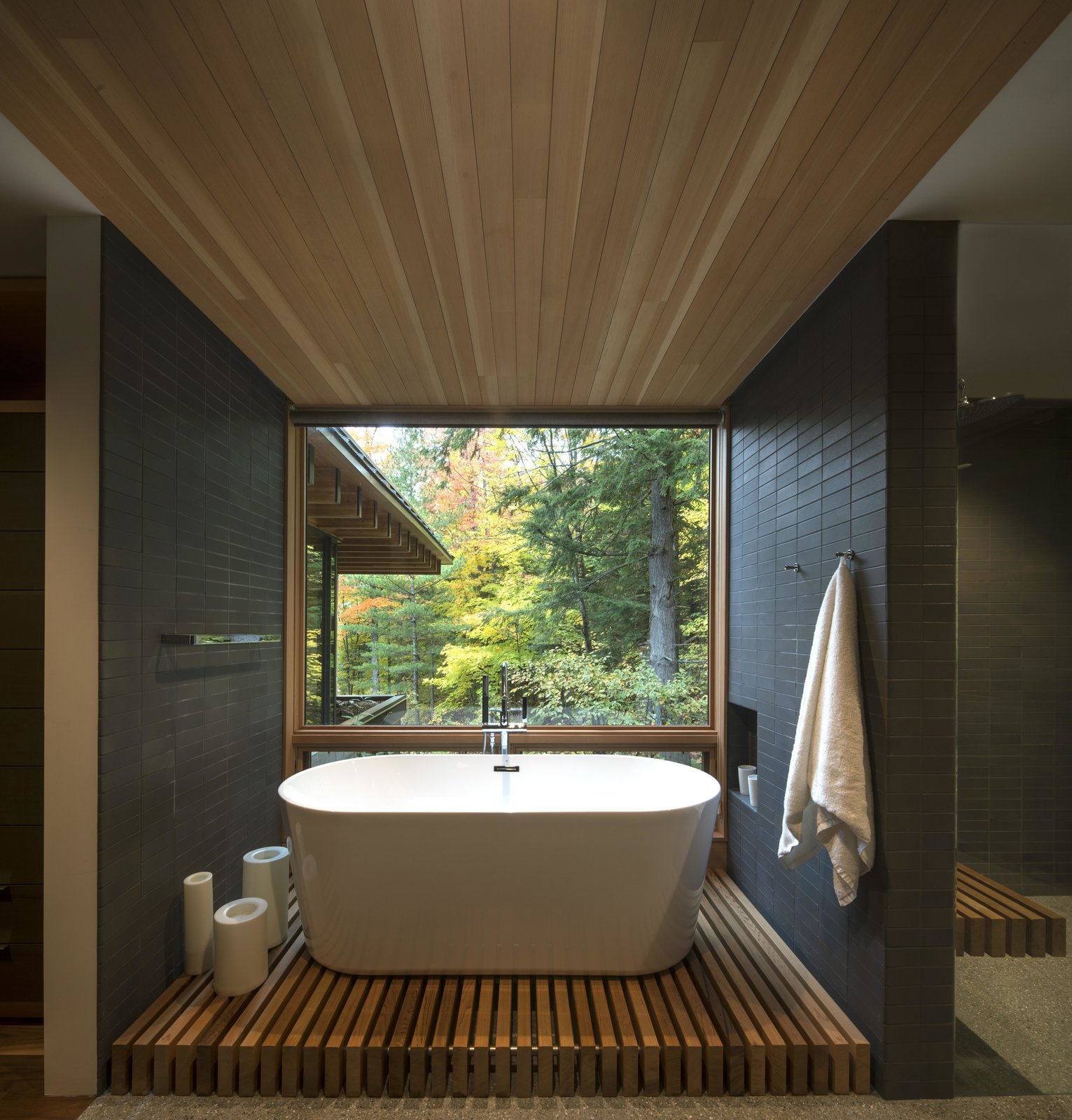 Tagged: Bath Room and Freestanding Tub.  Best Photos from The Bear Stand
