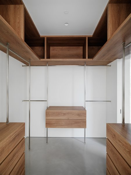 Walk-In Closet. Photo 10 of The Element Apartment modern home