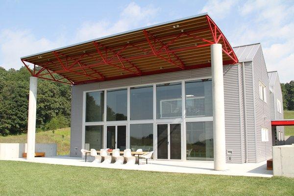 South Terrace Photo 3 of Sundial House modern home
