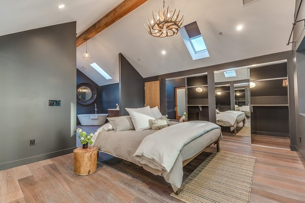 Master Suite Photo 5 of Silver Lake Barn modern home