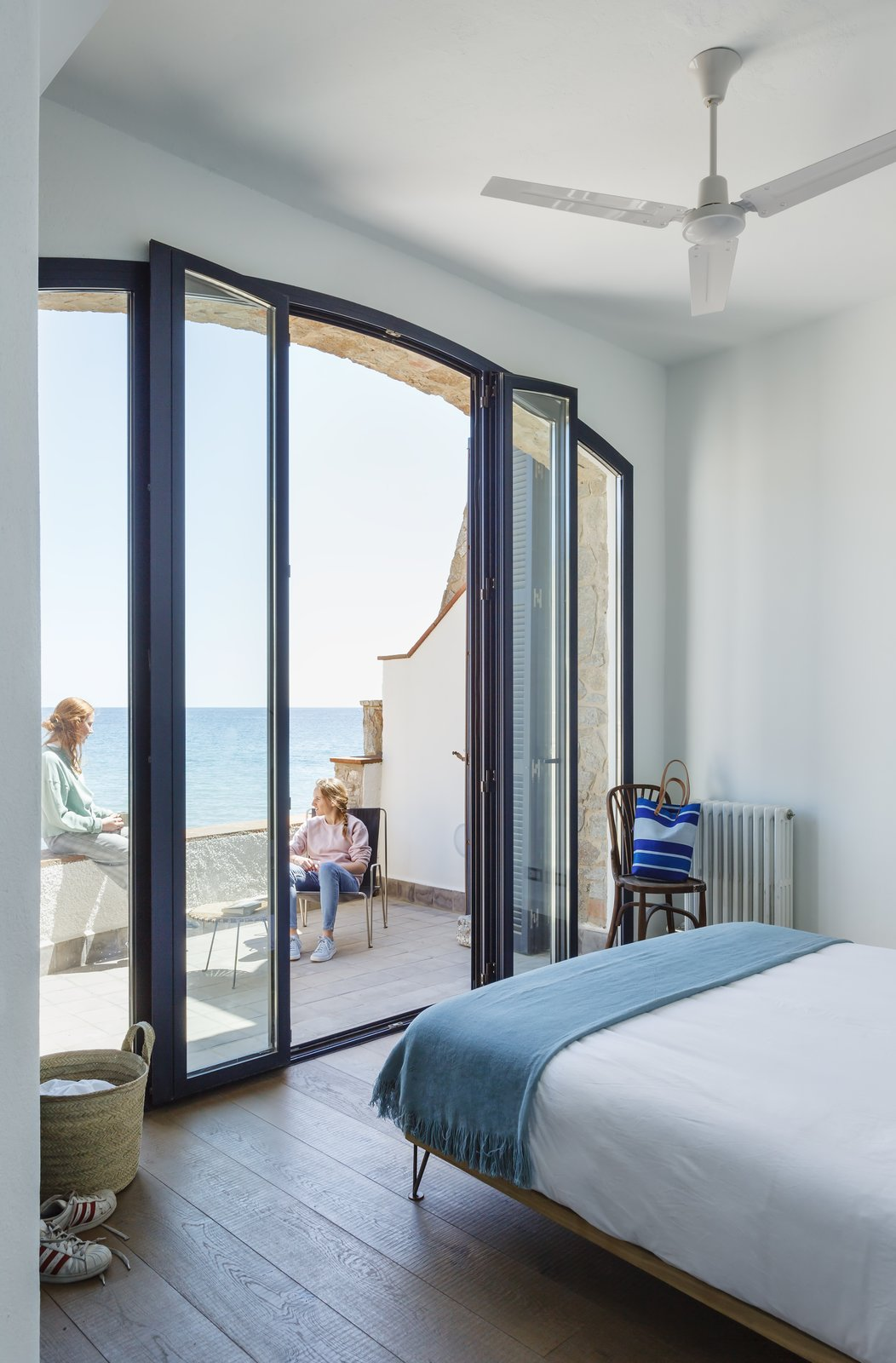 Photo 11 of 16 in A Careful Renovation Brings New Life to a Family's Heritage Home on the Spanish Coast