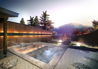This New Japanese Resort Offers Access to Hot Springs and Pristine Alpine Skiing - Photo 3 of 7 -