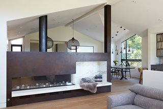 Thoughtful Design Details Warm Up a Modern Family Home in Northern California