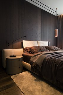 A Family's Kiev Apartment Is Filled With Copper, Marble, and a Sophisticated Palette - Photo 10 of 12 -