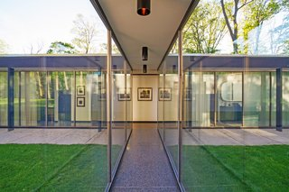 A Renovated, Midcentury Glass-and-Steel House in New York Asks $2.45M - Photo 8 of 9 -