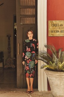 Meet 40 of the World's Most Creative Entrepreneurs With Kinfolk's New Book - Photo 2 of 9 - Coqui Coqui Lifestyle Group cofounder Francesca Bonata outside of the company offices in Yucatán, Mexico.