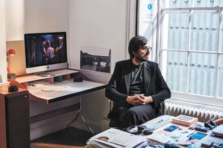 Meet 40 of the World's Most Creative Entrepreneurs With Kinfolk's New Book - Photo 5 of 9 - Efe Cakarel, entrepreneur and CEO of MUBI.