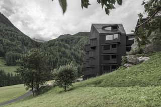 A Dramatic Hotel in Northern Italy Is a Hiker's Refuge