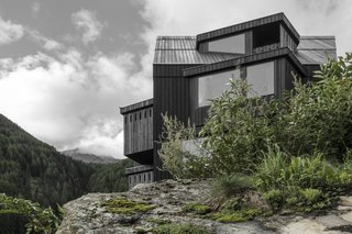 A Dramatic Hotel in Northern Italy Is a Hiker's Refuge - Photo 2 of 8 -