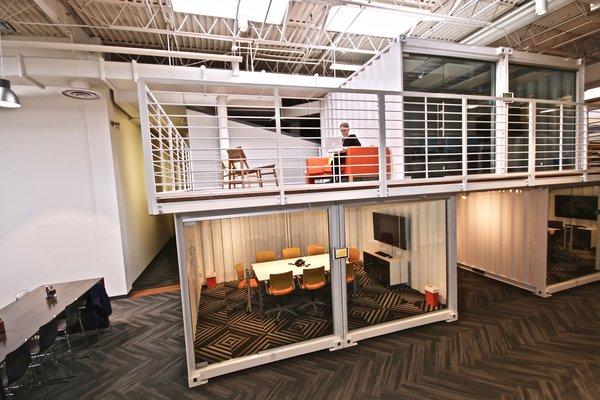 Workspace - Workbox Photo 7 of Creative Workbox modern home