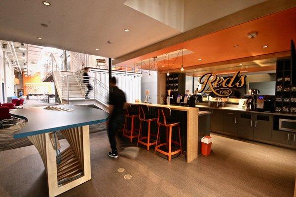 Coffee & Beer Bar - Workbox Photo 12 of Creative Workbox modern home