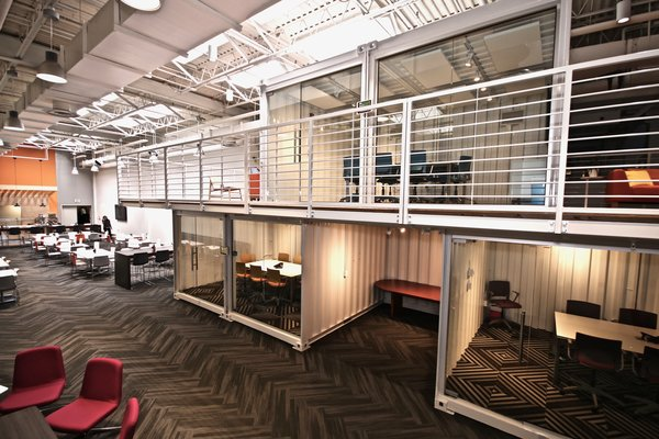 Meeting rooms - Workbox Photo 8 of Creative Workbox modern home